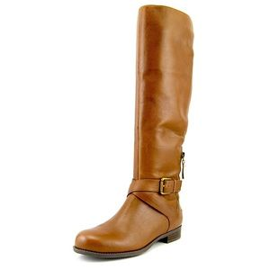 Nine West Corao Riding boots in chocolate brown